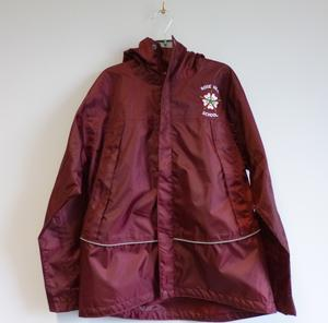 Maroon Waterproof Jacket